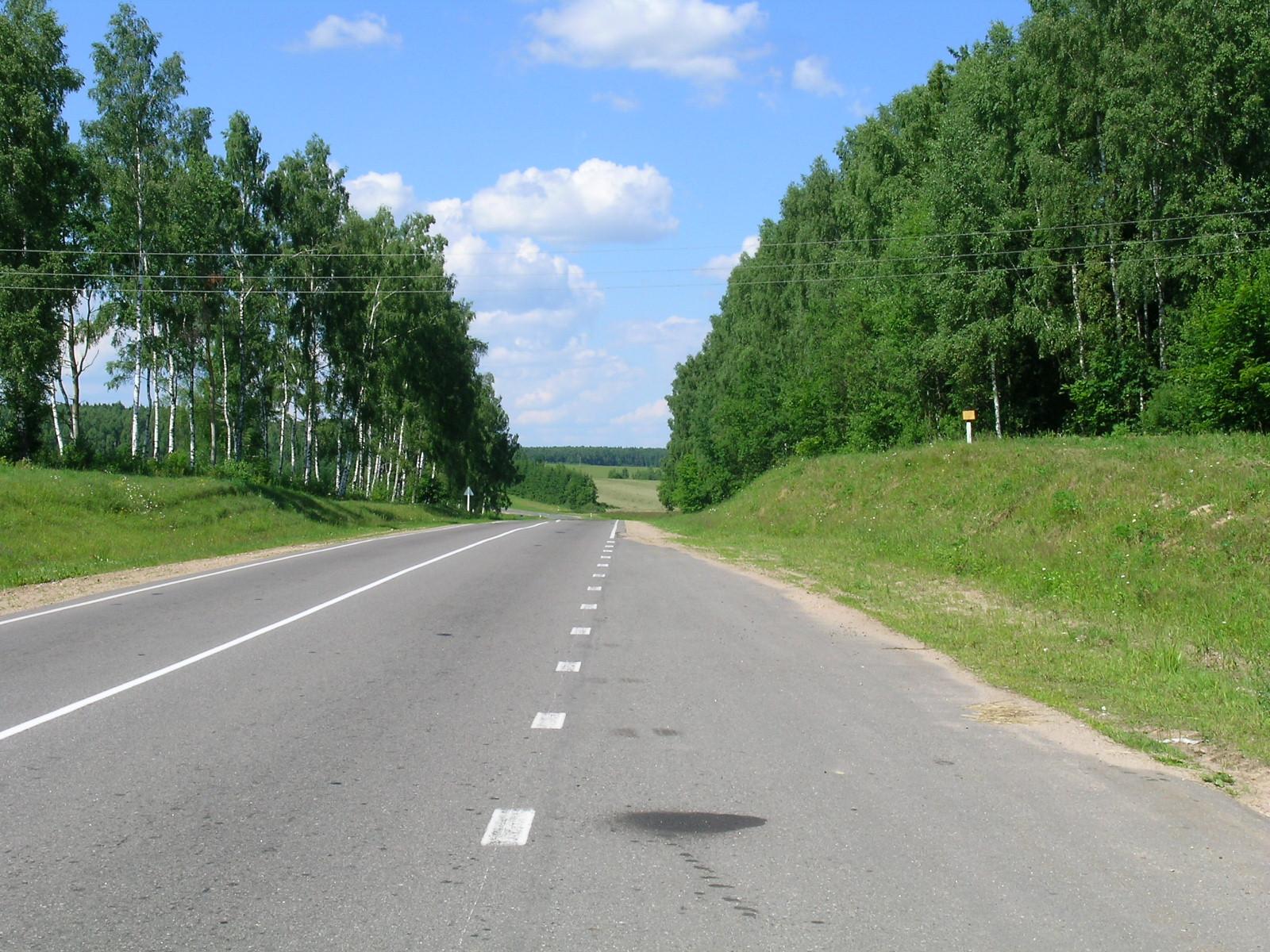 По дорогам Белоруссии